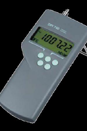 Série DPI 740 - Indicador de Pressão de Precisão