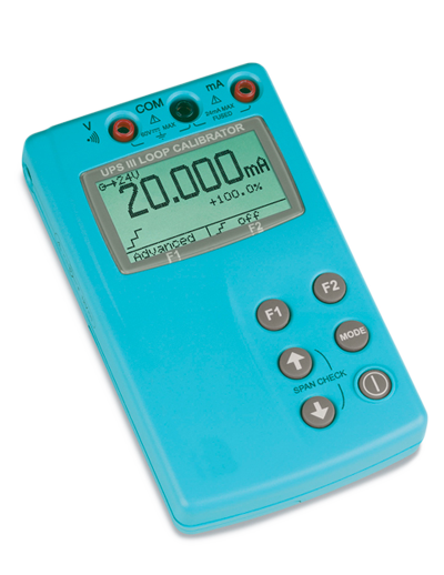 calibrador de loop UPS III