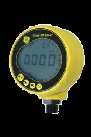 DPI 104 IS - Medidor Digital de Ensaio, Intrinsecamente seguro