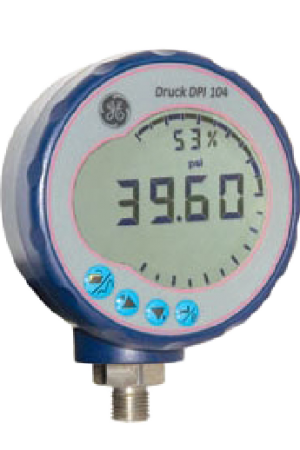 DPI 104 - Medidor Digital de Ensaio