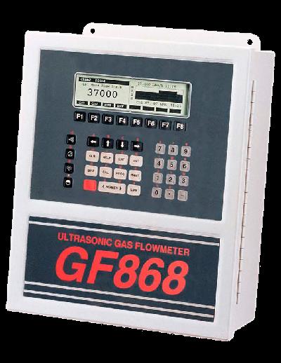 DigitalFlow GF868 - Medidor de Vazão Mássica Ultrassônico de Gás de Flare