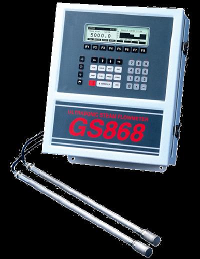 DigitalFlow GS868 - Medidor de Vazão Mássica de Vapor Ultrassônico