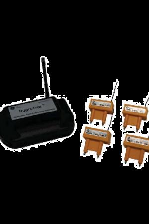 HygroTrac – sistema de monitoramento wireless