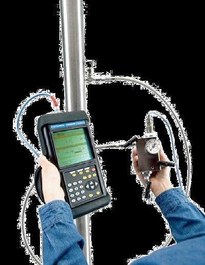PM880 CA - Portable Hygrometer