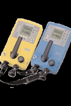 Série DPI 610/615 - Série DPI 610/615 LP - Calibradores Portáteis de Baixa Pressão