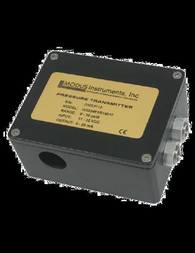 Transmissor de pressão diferencial - Série W