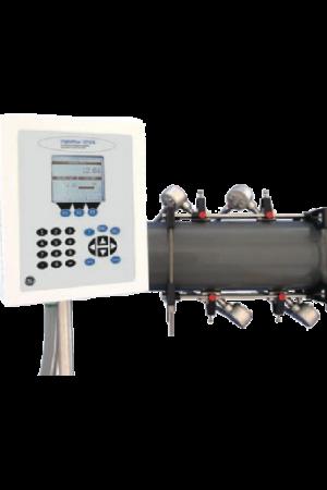 DigitalFlow CTF878 - Medidor de Vazão de Gases Ultrassônico Não Intrusivo com Marca de Correlação