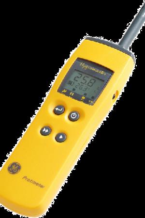 Hygromaster – higrômetro com registro de dados