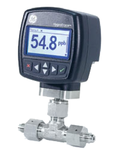 Transmissor de Umidade Ultrabaixa HygroTrace
