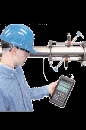 Medidor de Vazão de Gases Ultrassônico Portátil