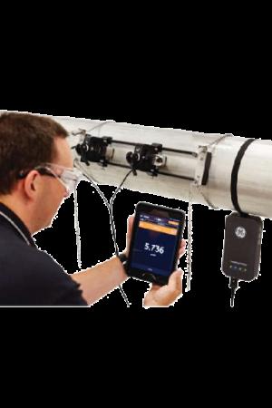 Medidor de Vazão Ultrassônico Portátil - TransPort PT900