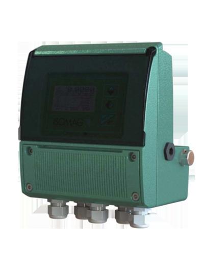 conversor para medidor de vazao mv110