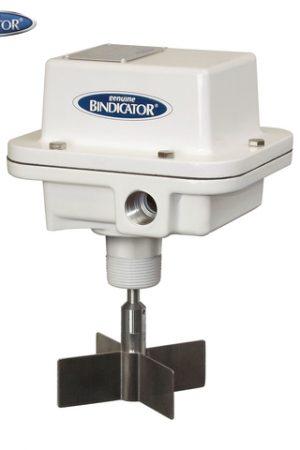 Chave de Nível Pá Rotativa Roto-Bin-Dicator