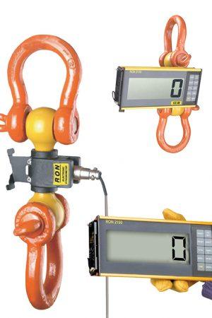 Dinamômetro Ron 2150