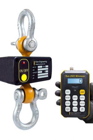 Dinamômetro Ron 2501
