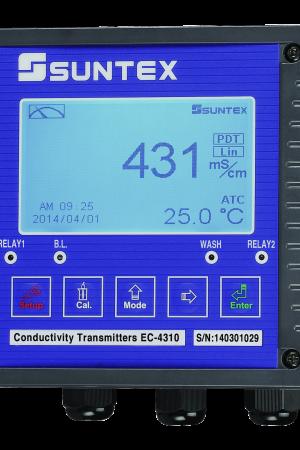 Transmissor Inteligente de condutividade EC-4310
