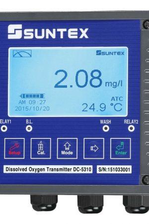 Transmissor de Oxigênio Dissolvido